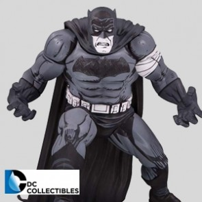 Batman Statue - Black & White by Klaus Janson - DC Direct