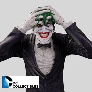 DC Collectibles - Joker Clown Prince of Crime - by Brian Bolland