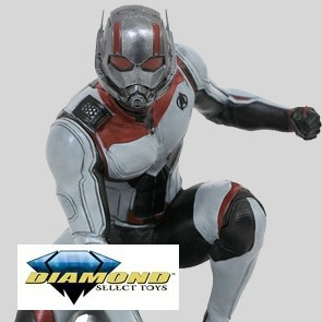 Diamond Select - Quantum Realm Ant-Man - Marvel Gallery Statue