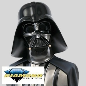 Diamond Select - Darth Vader - Star Wars -1/2 Scale Bust - Legends in 3D