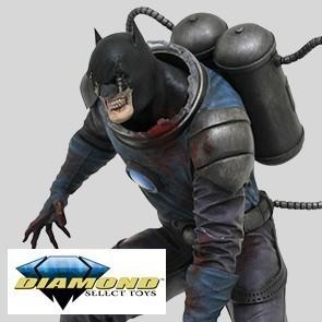 Diamond Select - DCeased Batman Figure- DC Gallery - PVC Statue