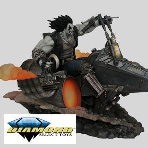 Diamond Select - Lobo - DC Gallery Deluxe