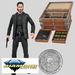 Diamond Select - John Wick - Deluxe Box Set