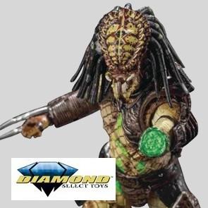 Diamond Select - Battle Damage City Hunter - Predator 2