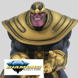 Diamond Select - Thanos - Marvel Gallery Statue