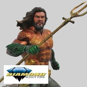 Diamond Select - Aquaman - DC Gallery' Reihe
