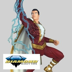 Diamond Select - Shazam - DC Gallery' Reihe