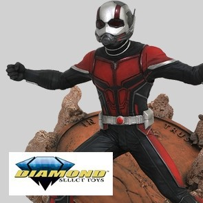 Ant-Man - Ant-Man and The Wasp - Gallery PVC Statue - Diamond Select