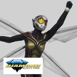 The Wasp - Gallery PVC Statue - Diamond Select