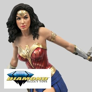 Diamond Select - Wonder Woman 1984 - DC Gallery PVC Statue