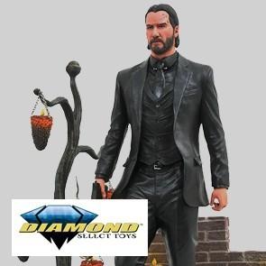 John Wick Gallery Statue - John Wick 2 - Diamond Select