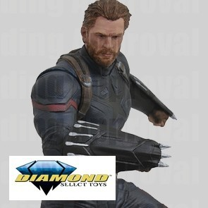 Captain America - Avengers: Infinity War - Diamond Select