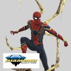 Iron Spider-Man - Avengers Infinity War - Diamond Select
