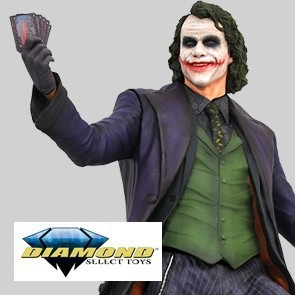 Diamond Select - Joker - The Dark Knight - DC Gallery