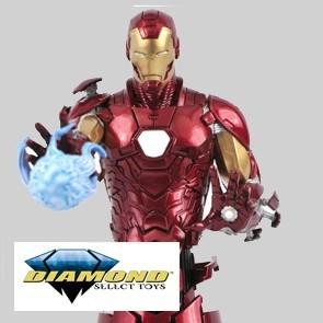 Diamond Select - Iron Man Büste - Marvel Comics