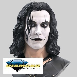 Diamond Select - Eric Draven Bust - 1/2 Scale Bust - Legends in 3D