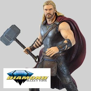 Thor -Thor: Ragnarok - Diamond Select