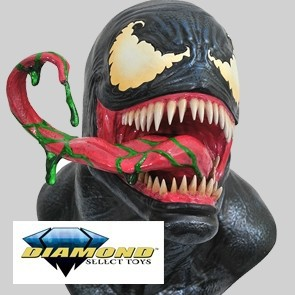 Venom - 1/2 Legendary Comics Marvel Büste - Diamond Select