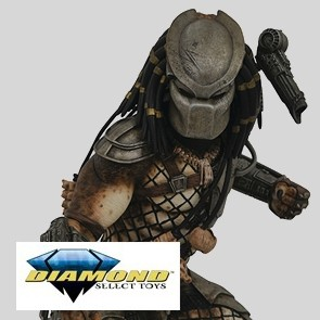 Diamond Select - Predator - Gallery Statue