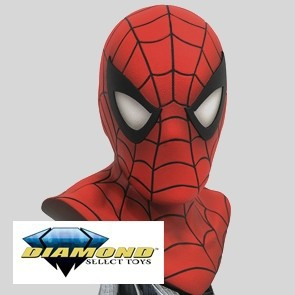Diamond Select - Spider-Man 1/2 Scale Bust