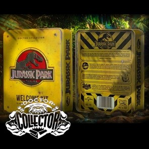 Doctor Collector - Jurassic Park: Welcome Kit - Standard Edition