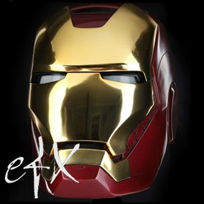1:1 Iron Man MKVII Helmet - The Avengers - EFX