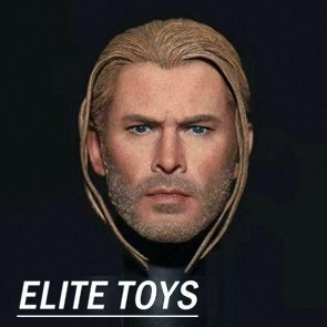 Elite Toys - Male Head Sculpt - T006