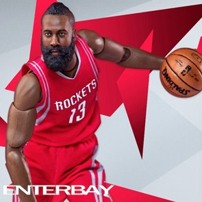 James Harden - NBA Collection - Motion Masterpiece - Enterbay