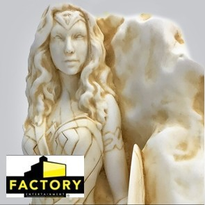 Factory Entertainment - Neo-Classical Wonder Woman Marble Finish