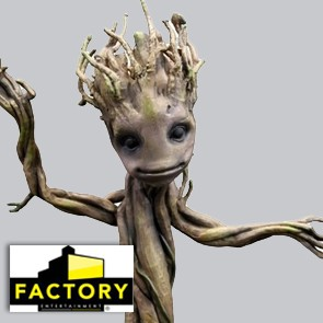 Dancing Groot Limited Edition - Replik 1:1 Wackelfigur