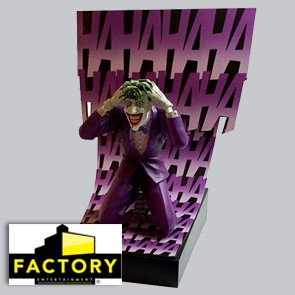 Birth Of The Joker Shakems Motion Statue - Wackelfigur