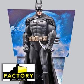 Batman Arkham Asylum - Motion Statue - Factory Entertainment