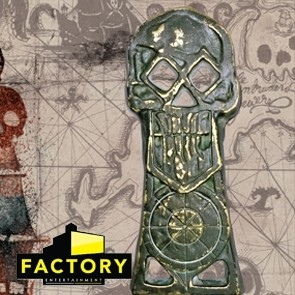 Factory Entertainment -The Goonies Copper Bones Skeleton Key - Limited Edition Prop Replica