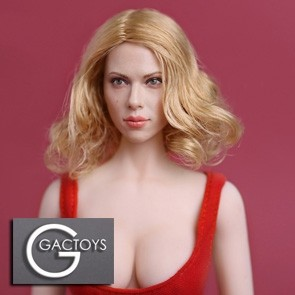 Gac Toys - Beauty Female Head Sculpt - GC02 B