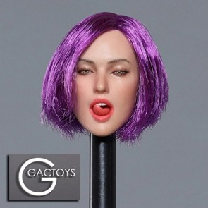 Gac Toys - Beauty Female Head Sculpt mit Zunge - GC021-C