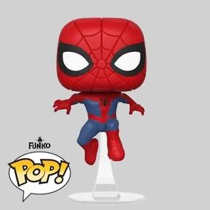Funko Pop - Animated Spider-Man - Peter Parker - Vinylfigur - 404