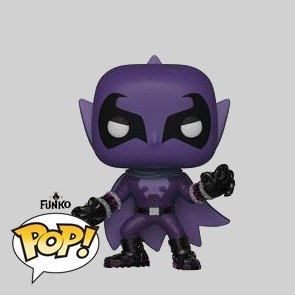 Funko Pop - Animated Spider-Man - Prowler - 407