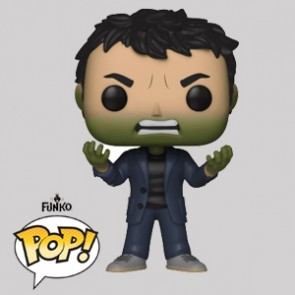 Bruce Banner with Hulk Head - Infinity War - Vinylfigur - 419