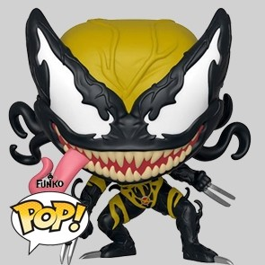 Funko Pop - Venomized X-23 - Vinylfigur - 514