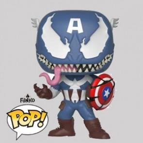 Funko Pop - Venom - Venomized Captain America - Marvel