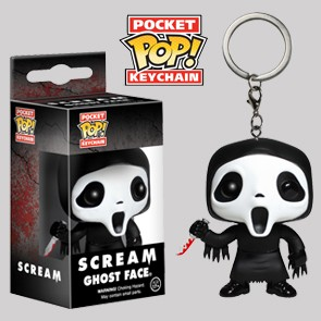 Ghostface - Scream (Keychain)