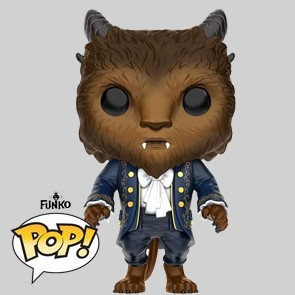 Funko Pop - Beast - Beauty and the Beast Live Action - 243