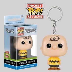 Charlie Brown - Peanuts - Funko Keychains
