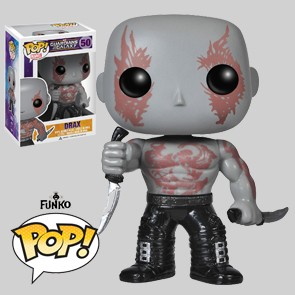 Drax - Guardians of the Galaxy - Funko POP