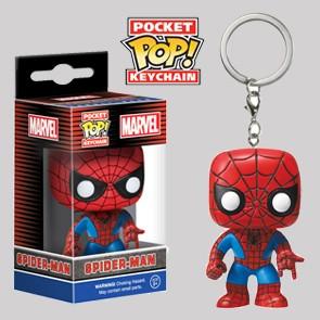 Spider-Man - Marvel - Funko Keychains