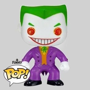 Funko Pop - Joker - Vinylfigur - 06