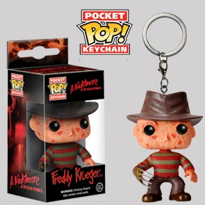 Freddy - Nightmare On Elm Street - Funko Keychains