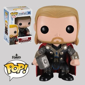 Thor - The Dark World - Vinyl Figure 4-inch
