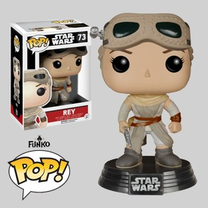 Rey with Goggles - Star Wars The Force Awakens - Funko POP