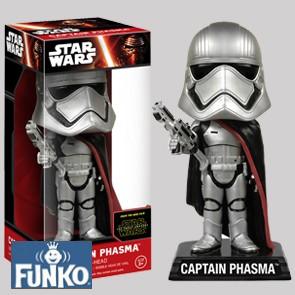 Captain Phasma - Star Wars Episode: The Force Awakens